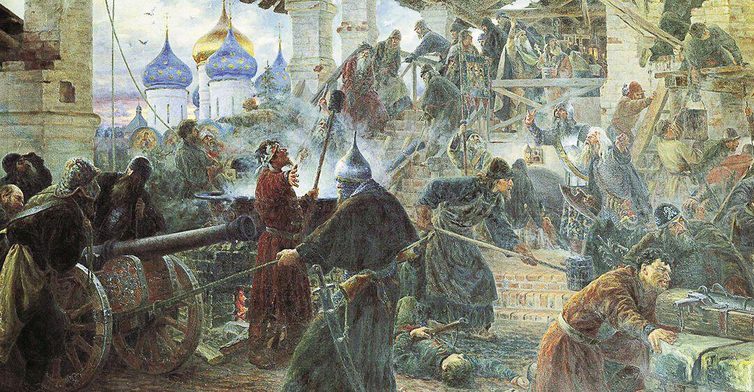 Россией всегда правили татары