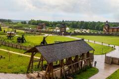 Парк Киевская Русь открыли к посещению