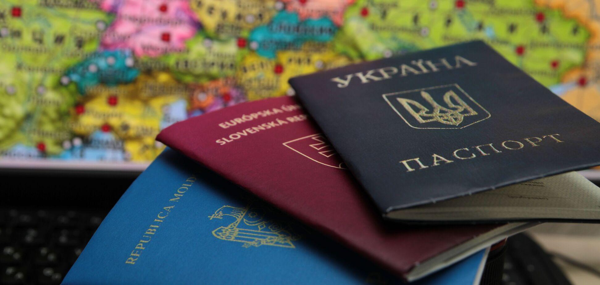 Жебрівський висловився проти введення подвійного громадянства в Україні