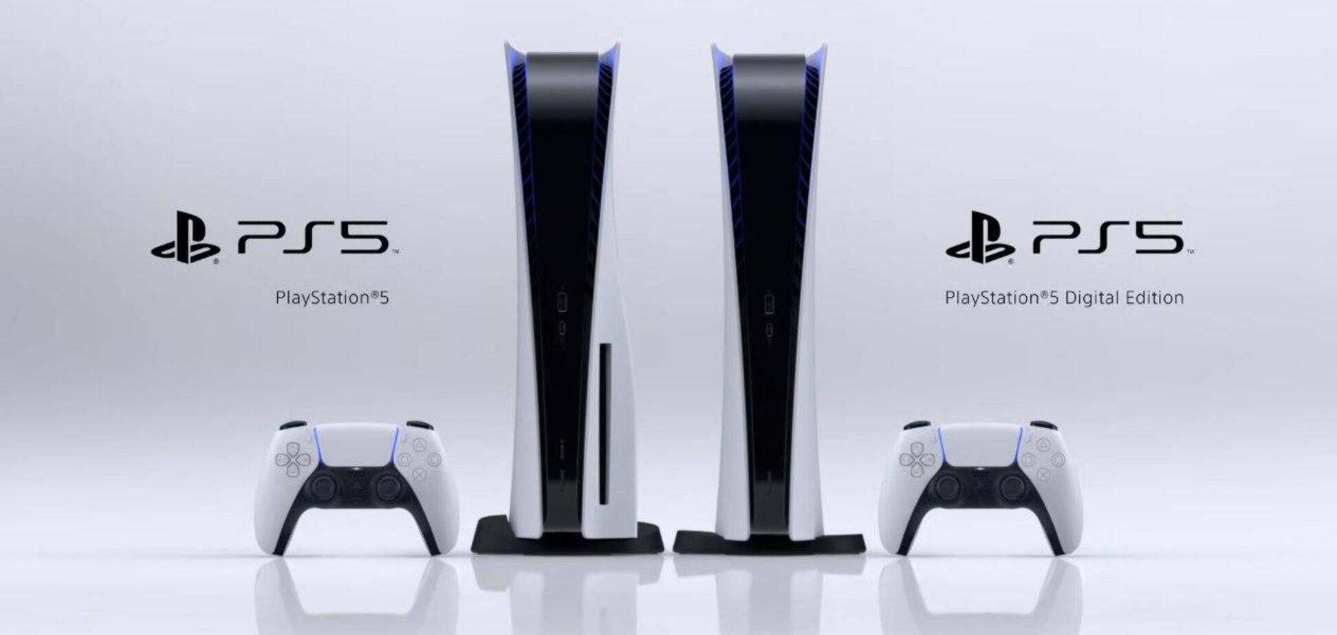 Sony показала две консоли PS5 и трейлеры главных эксклюзивов: фото, видео и подробности
