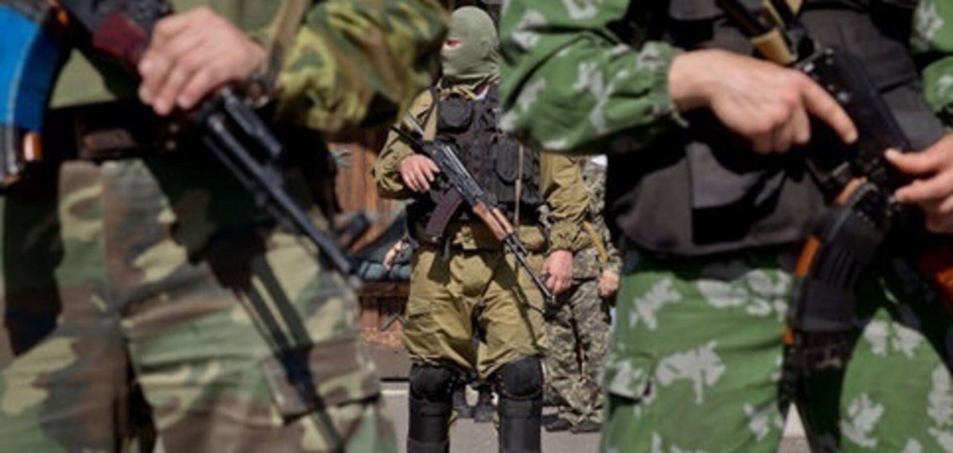 На Луганщину привезли новых ихтамнетов: скучно не будет