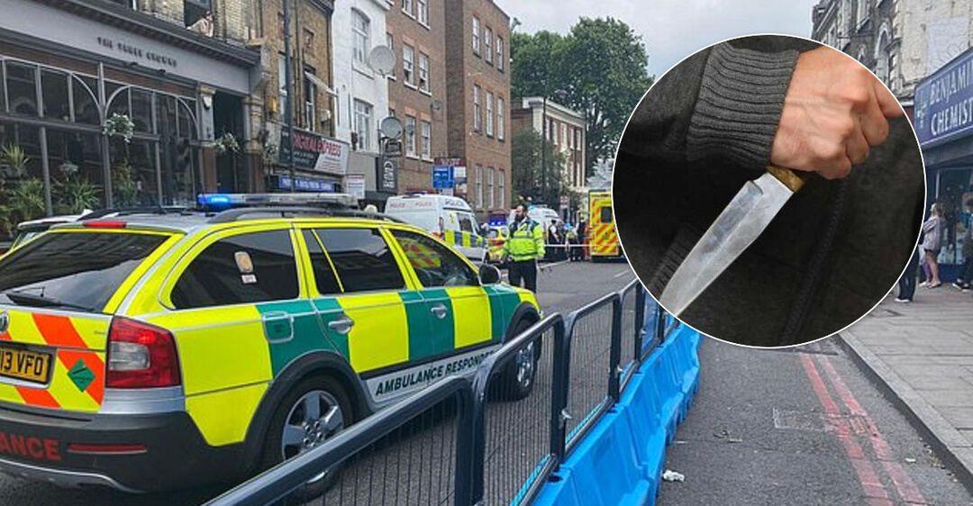 В Лондоне среди бела дня изрезали ножом раввина: нападающего задержали
