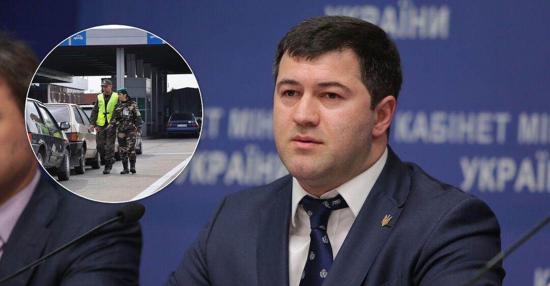 Насиров указал на основную причину коррупции на таможне