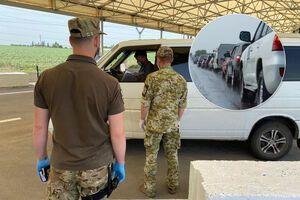 Російські окупанти не розблоковували роботу КПВВ на Донбасі