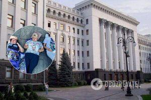 Матері полонених 'Л/ДНР' влаштували 'лежачий' пікет під ОП. Фото й відео