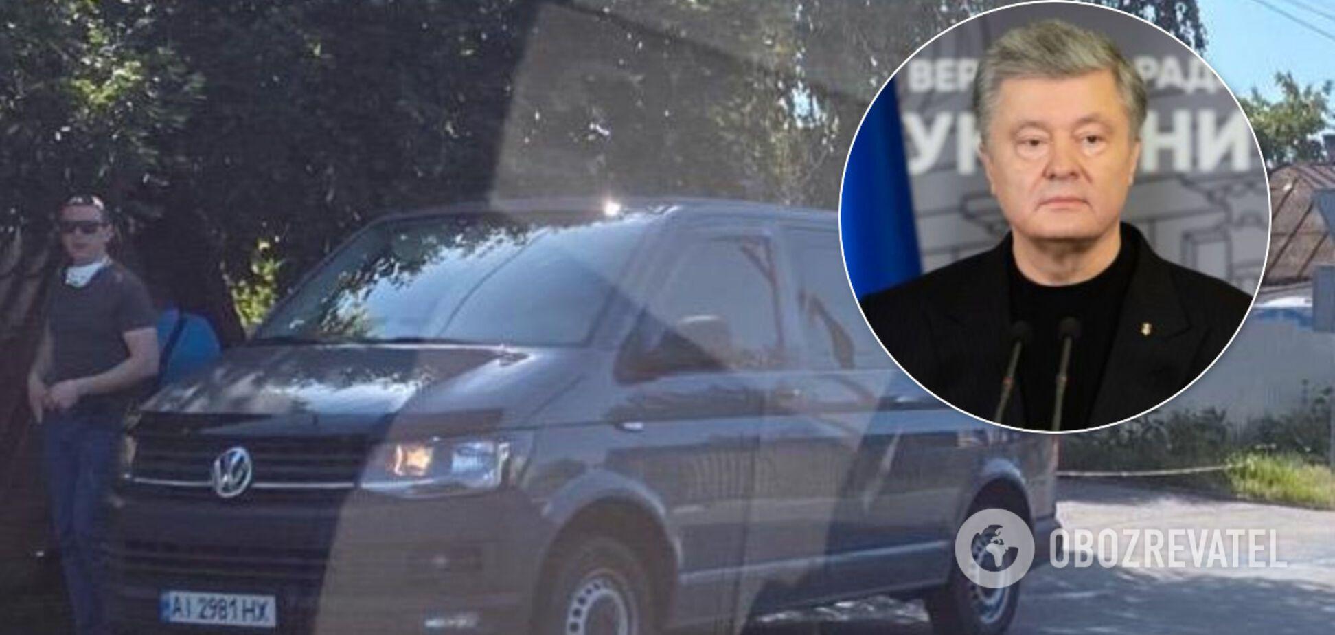 У Порошенка заявили про незаконне стеження й зажадали пояснень від влади