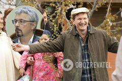 Один из популярнейших в Украине русскоязычных сериалов 'Сваты'