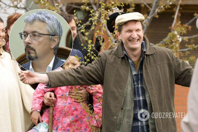 Один з найпопулярніших в Україні російськомовних серіалів 'Свати'