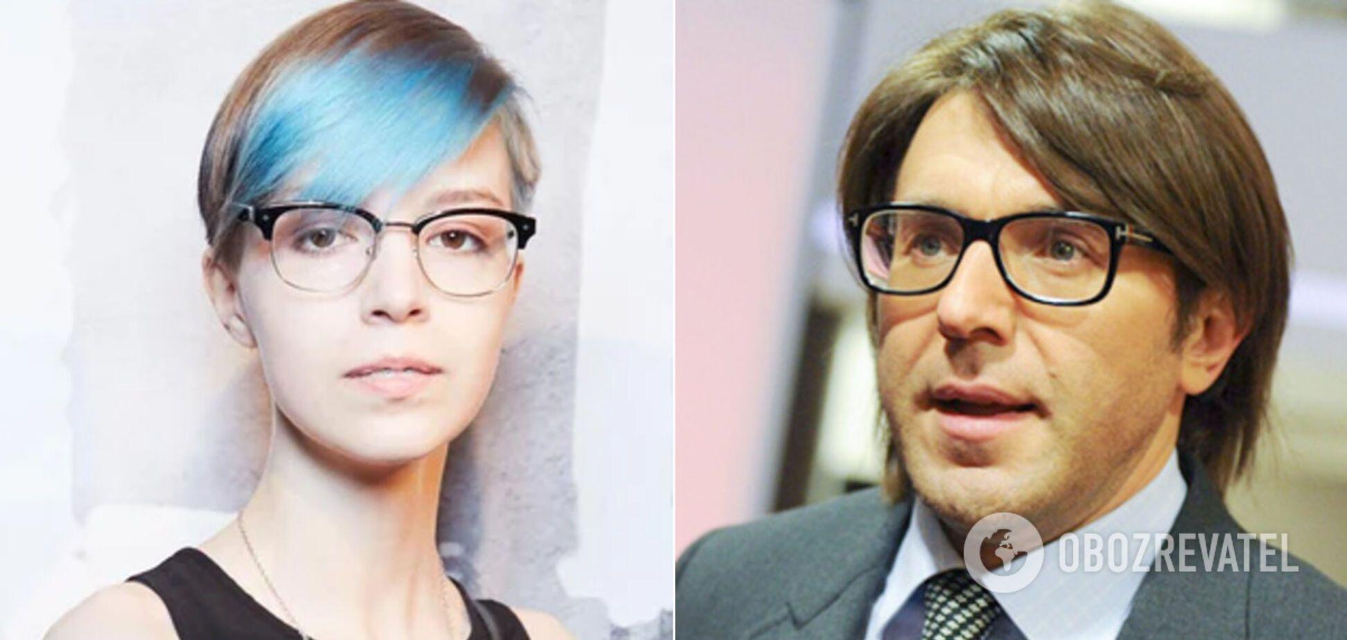 Донька Єфремова публічно обматюкала Малахова після ДТП з батьком