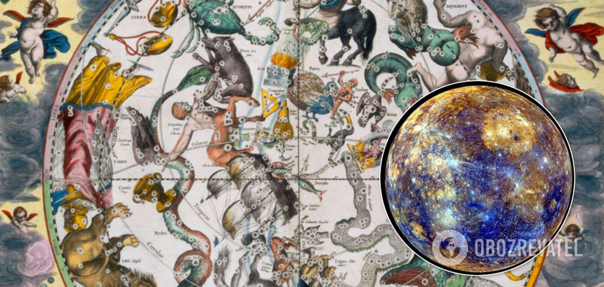 Ретроградний Меркурій 'спалить' затемнення і Сіріус – астролог