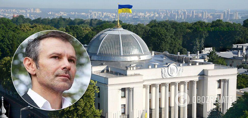 Не Вакарчуком єдиним: хто з українських зірок потрапив у Раду, але щось пішло не так