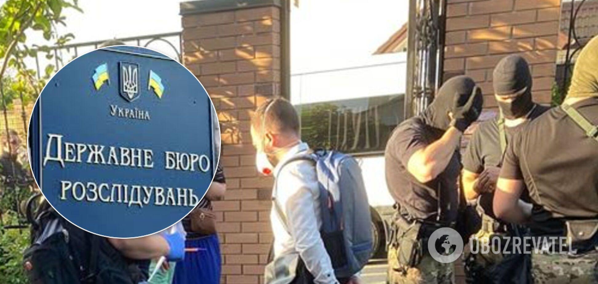 Обыски в доме Омеляна: в ГБР раскрыли детали следствия