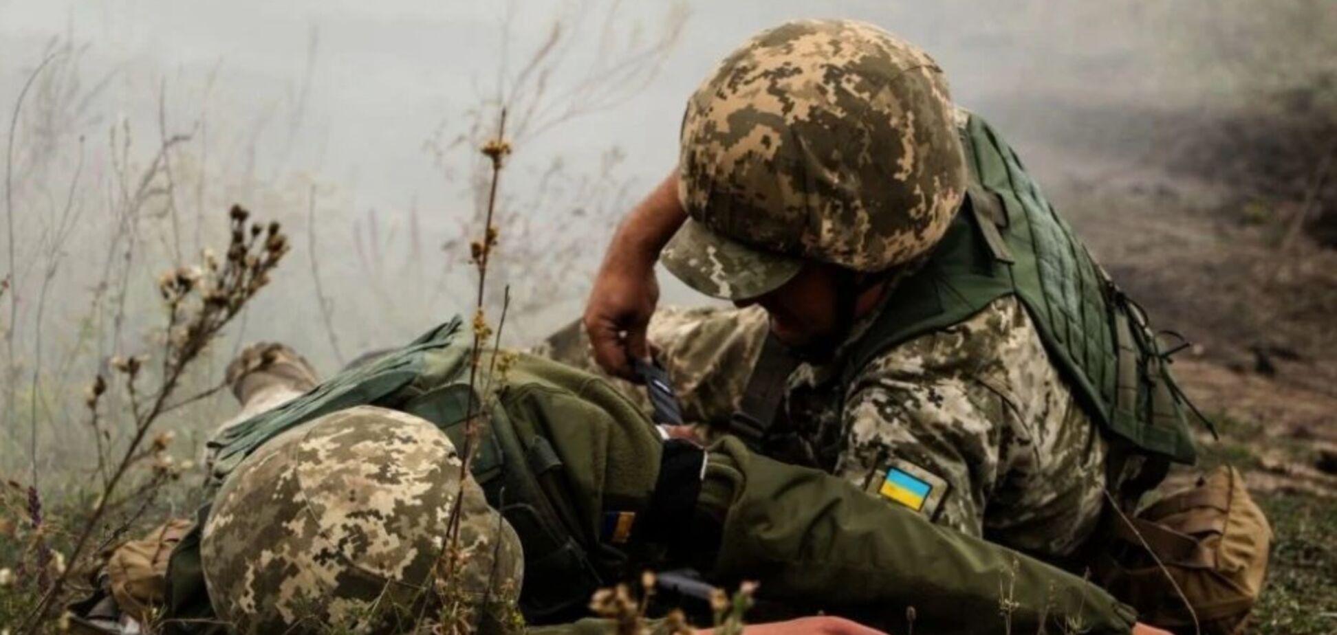 За неделю на Донбассе ранены 24 воина ВСУ: прокуратура начала расследование теракта
