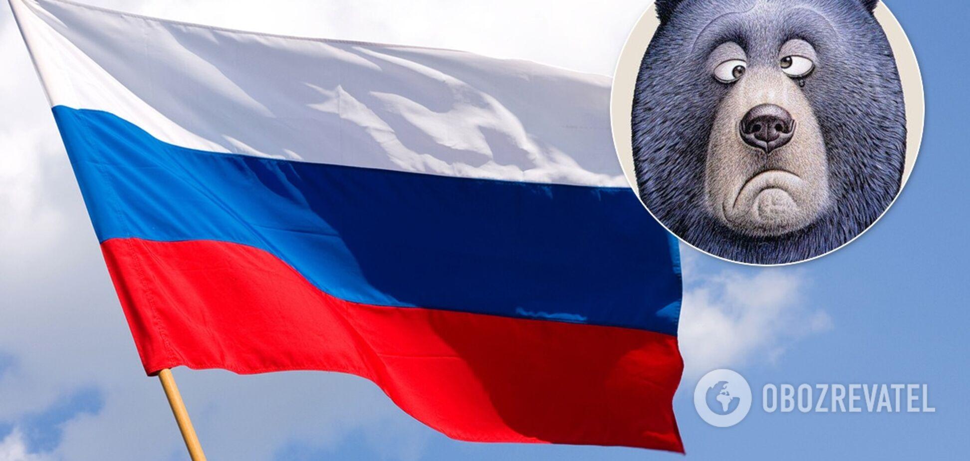 Россия оказалась на 154 месте в индексе миролюбия, между Суданом и ЦАР