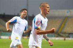 'Динамо' в прерванном матче добыло волевую победу над 'Зарей'