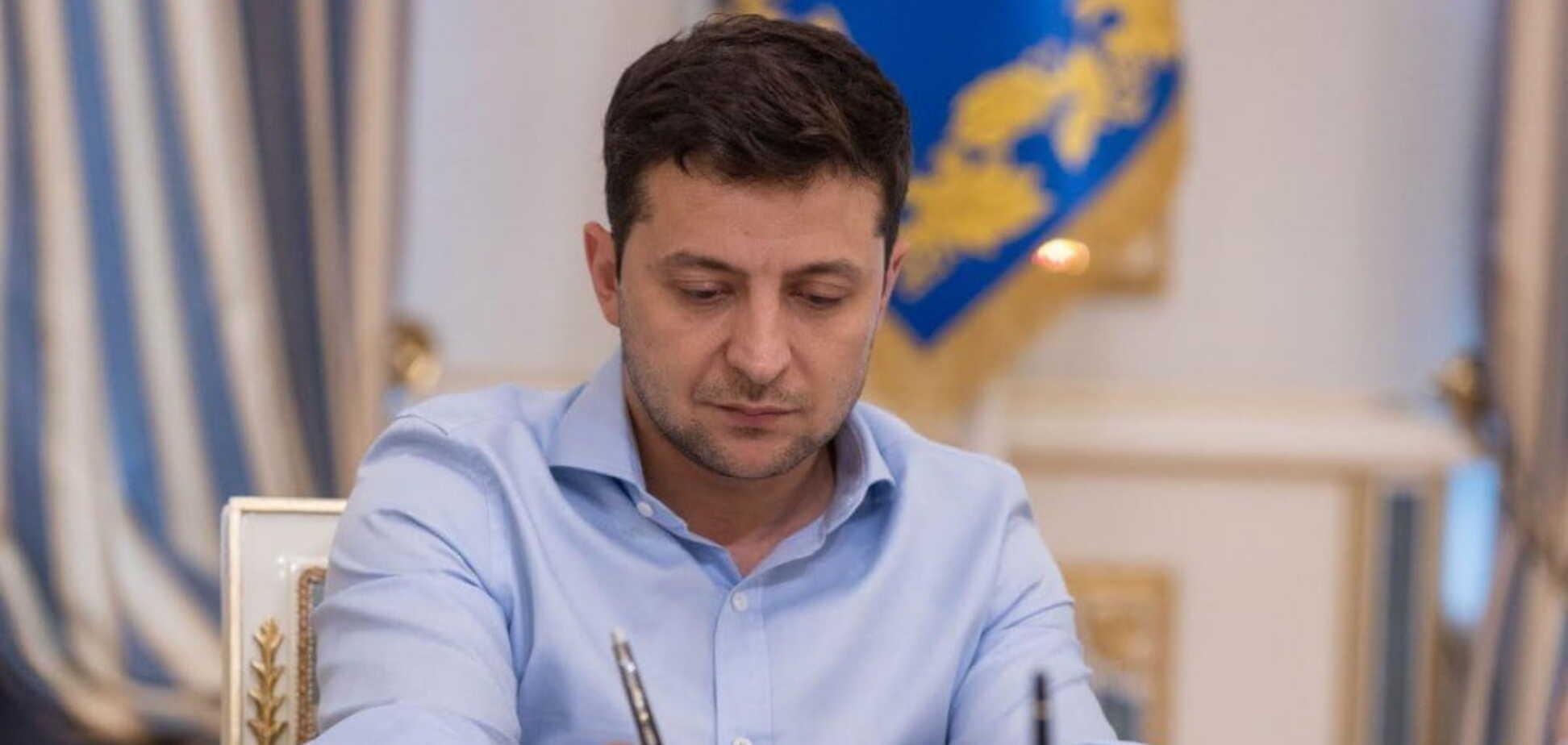 Зеленский переписал итальянскую фирму на спонсорку 'Слуги народа' – расследование