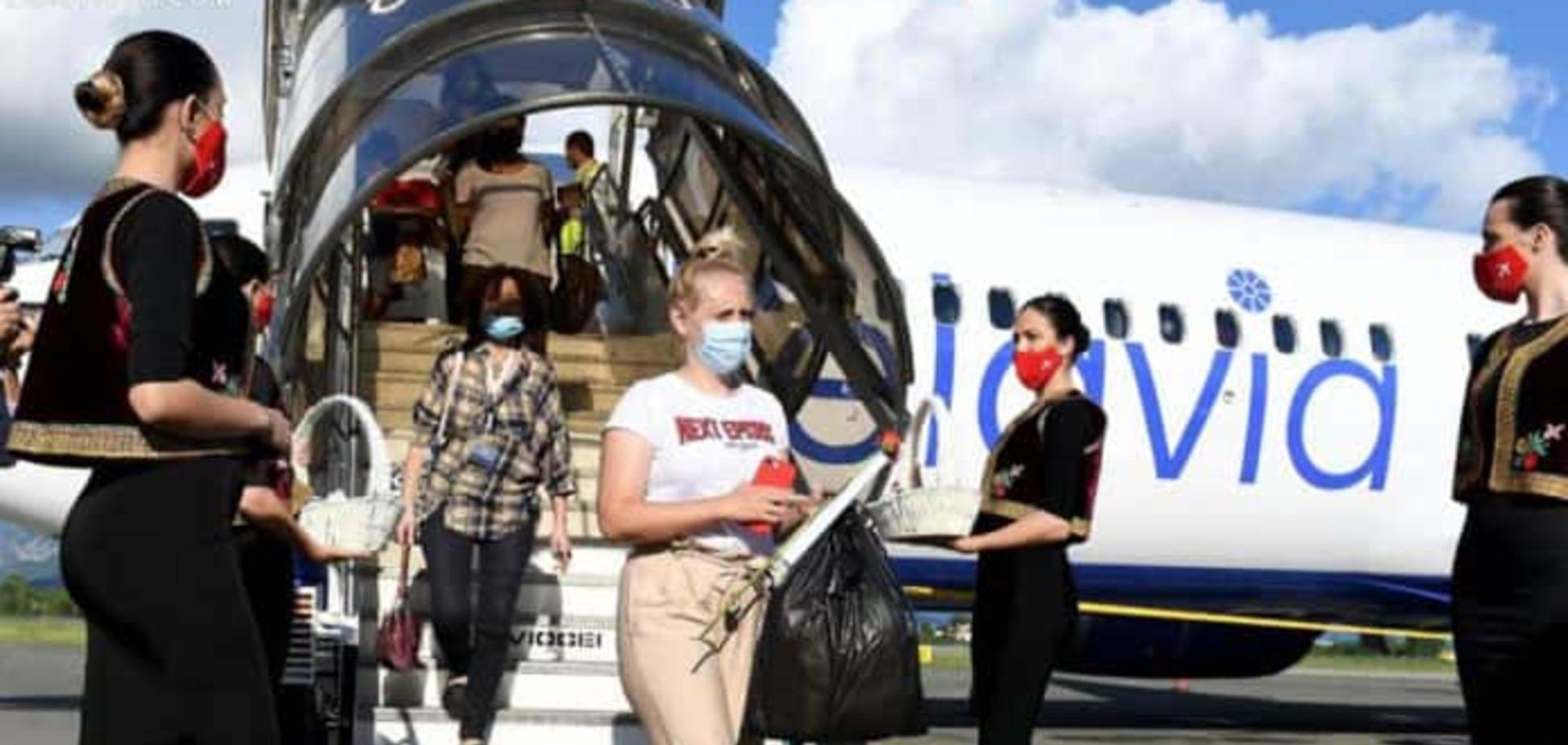 Албания начала принимать туристов