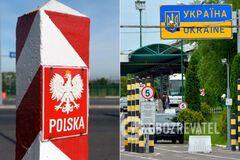 Польща відкрила свої кордони, але не для України