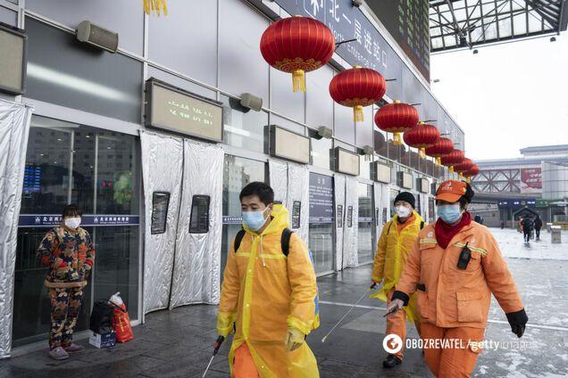 В пекинском районе Фэнтай ввели режим военного положения