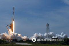 SpaceX вивела на орбіту унікальні супутники: відео запуску ракети