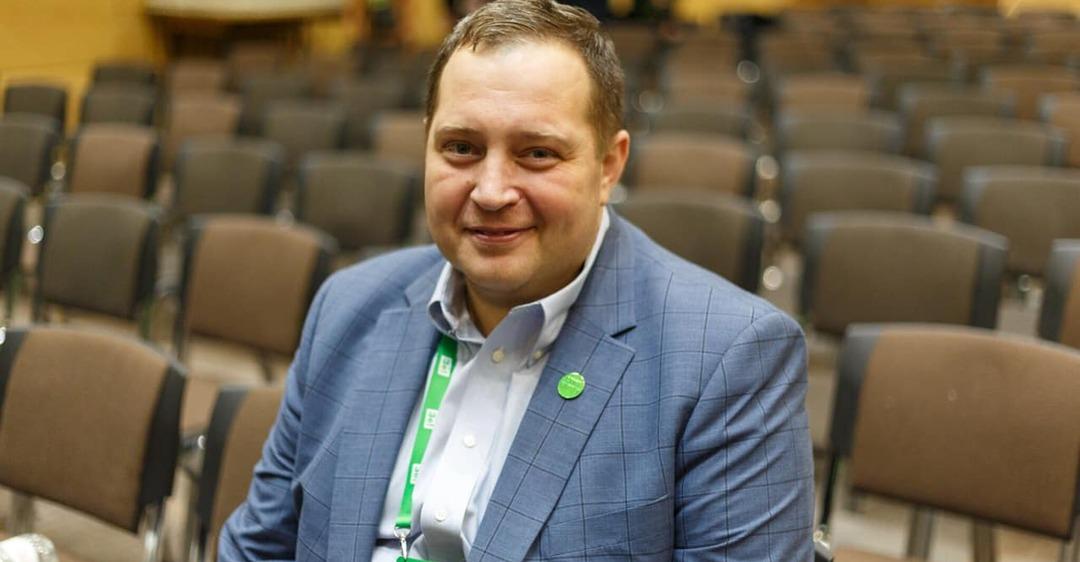 Максим Перебийнос из 'Слуги народа' заболел коронавирусом