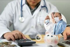Степанов объяснил, почему не все медики в Украине получат тройную зарплату