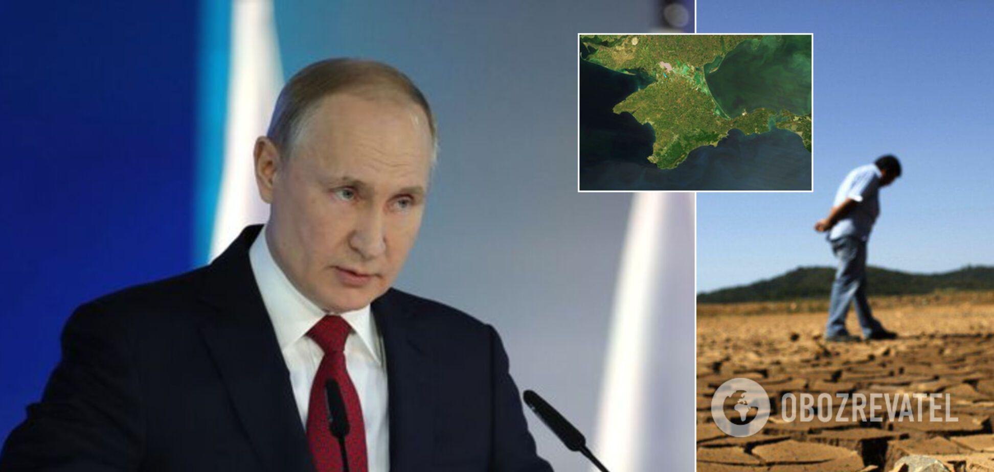 'Россия просто пугает, денег на Крым нет'. Интервью с Волошиной