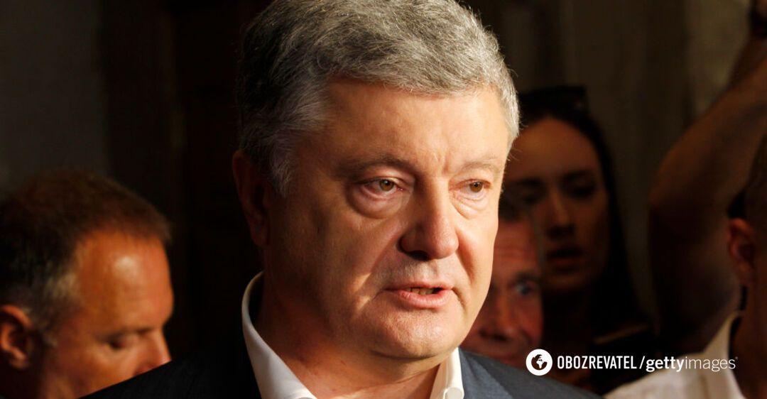 Зеленского призвали прекратить политическое преследование Порошенко