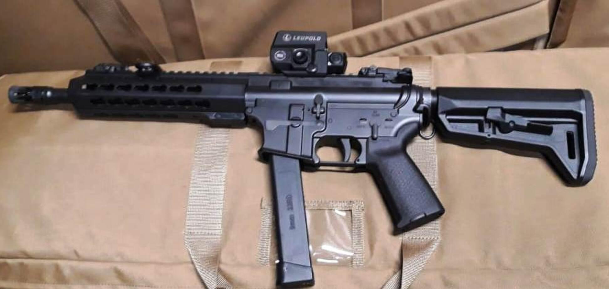 Украинских пограничников вооружат новейшими пистолетами-пулеметами: видео испытаний