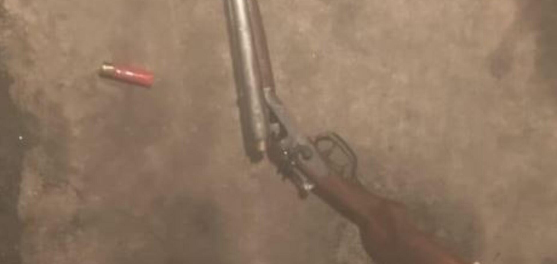 В Кривом Роге задержали мужчину, который во время конфликта застрелил из ружья оппонента