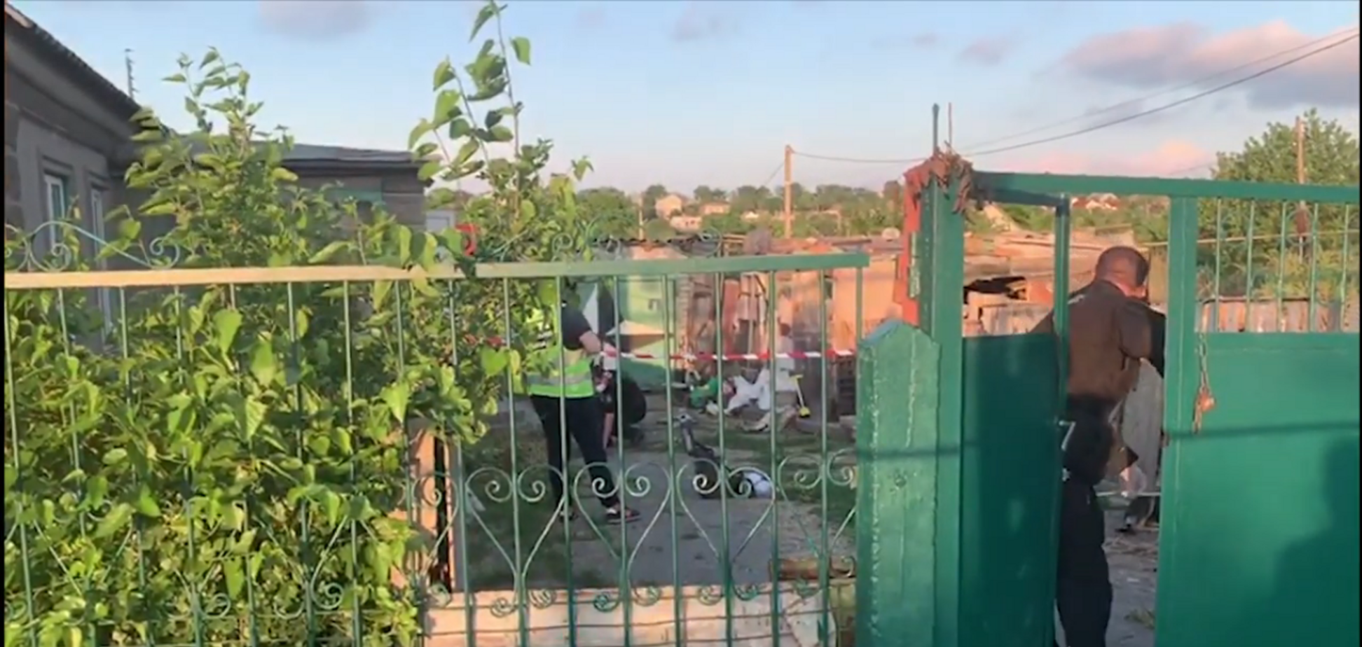 В Дачном Беляевского района взрыв гранаты ранил 5 человек