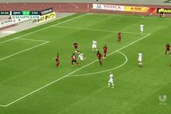 Білоруський футболіст забив фантастичний гол 'ножицями' з 15 метрів