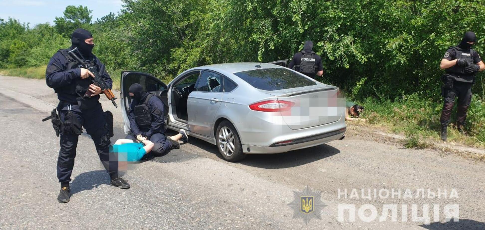 Под Днепром задержали группу квартирных воров, к которой могут быть причастны полицейские