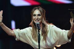 Катерину Варнаву вивели зі списку заборонених в Україні зірок
