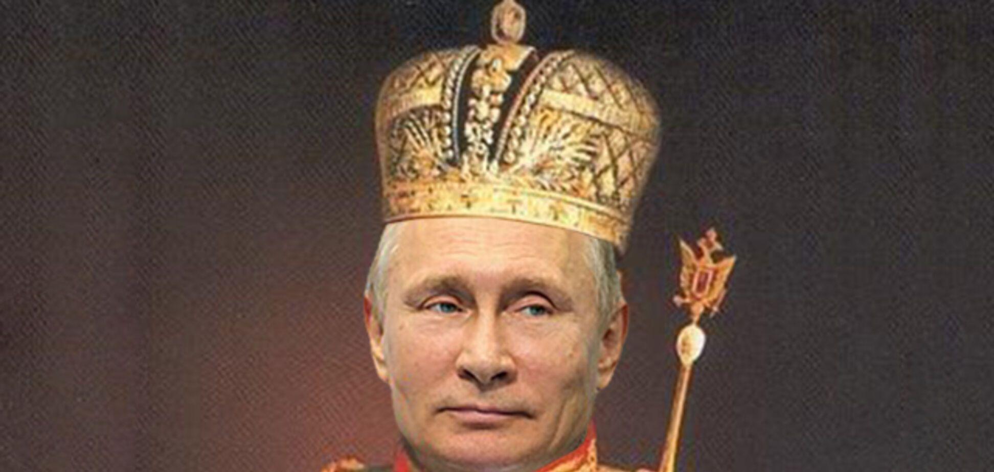 """Всенародне голосування для """"обнуленого Путіна-2036"""""""