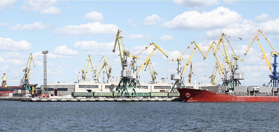 Порт 'Ольвія' передадуть у концесію