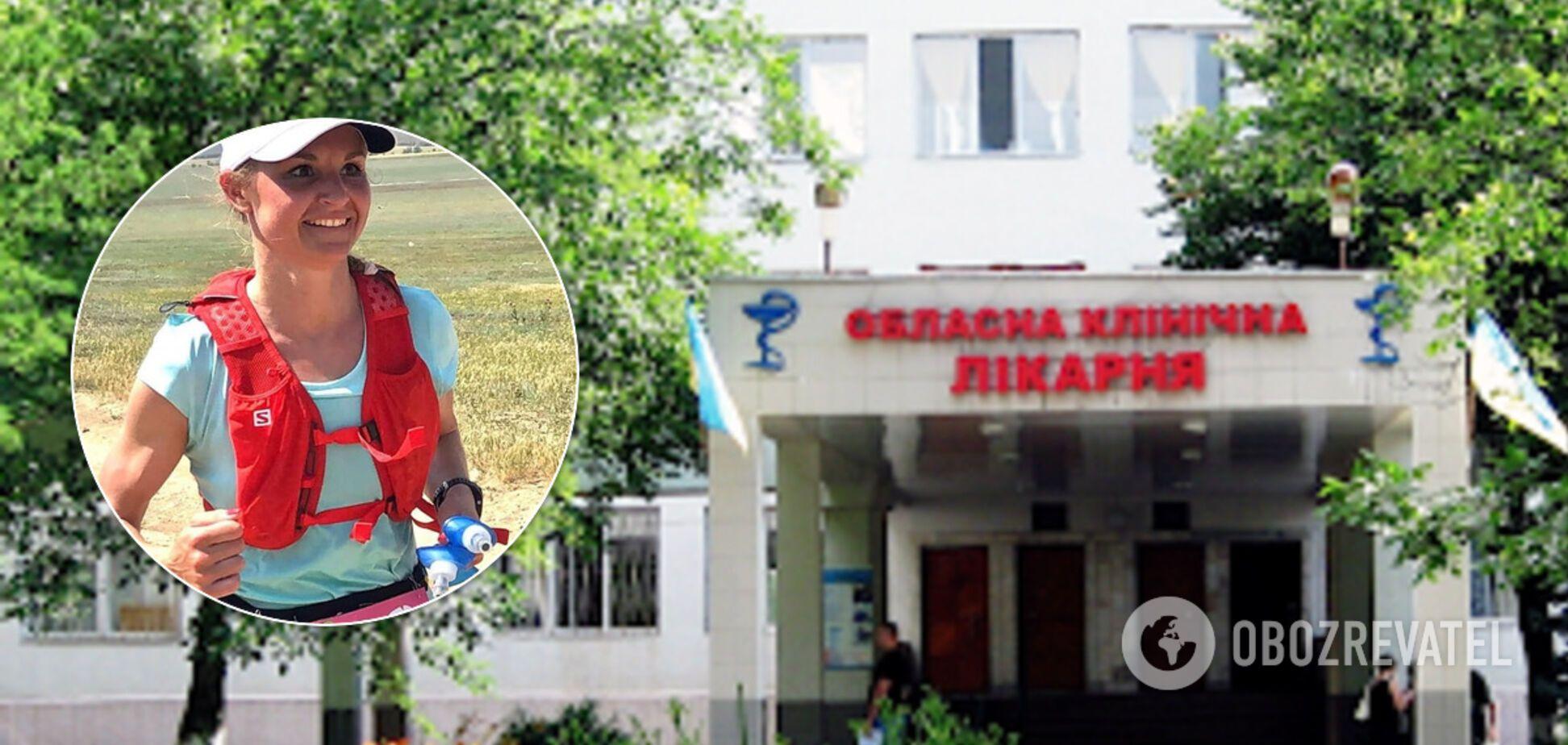 Смерть спортсменки Катющевої під Одесою: поліція дізналася про трагедію зі ЗМІ