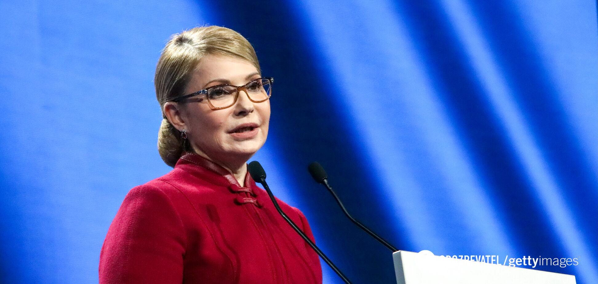 Тимошенко призвала быстрее выделить средства пострадавшим от наводнения на Прикарпатье