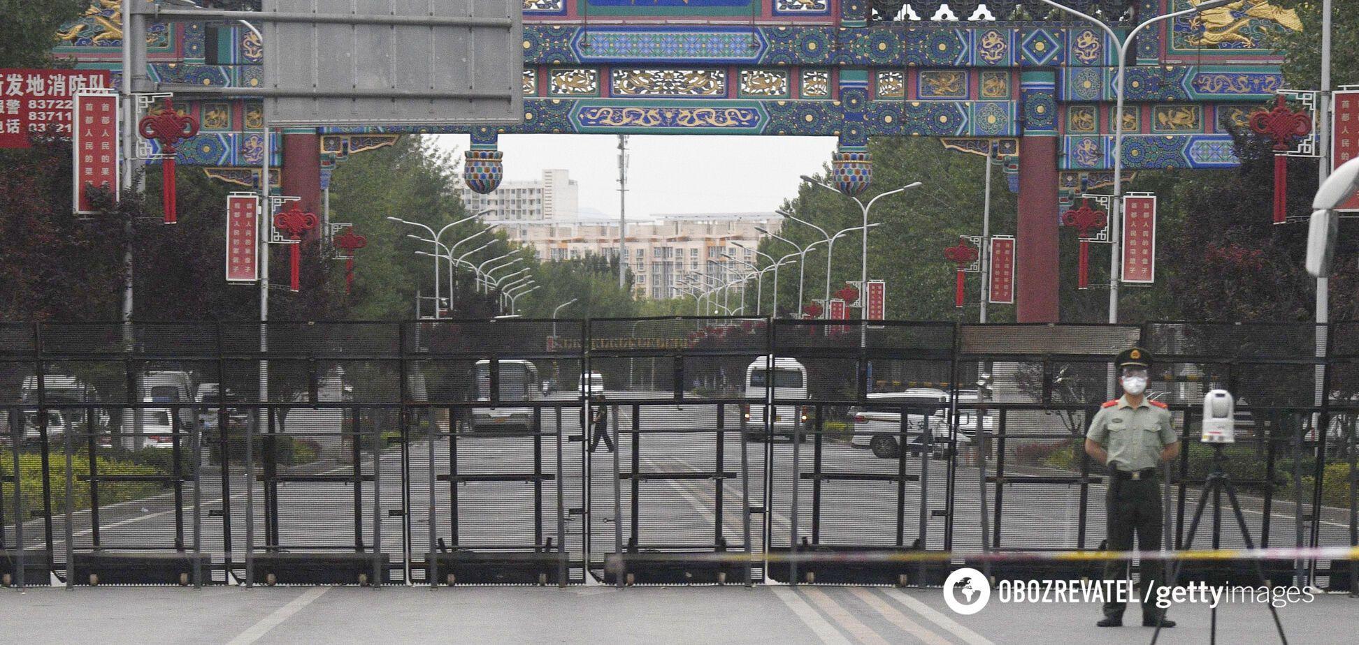 У Китаї вважають, що коронавірус у Пекін могли завезти з Європи