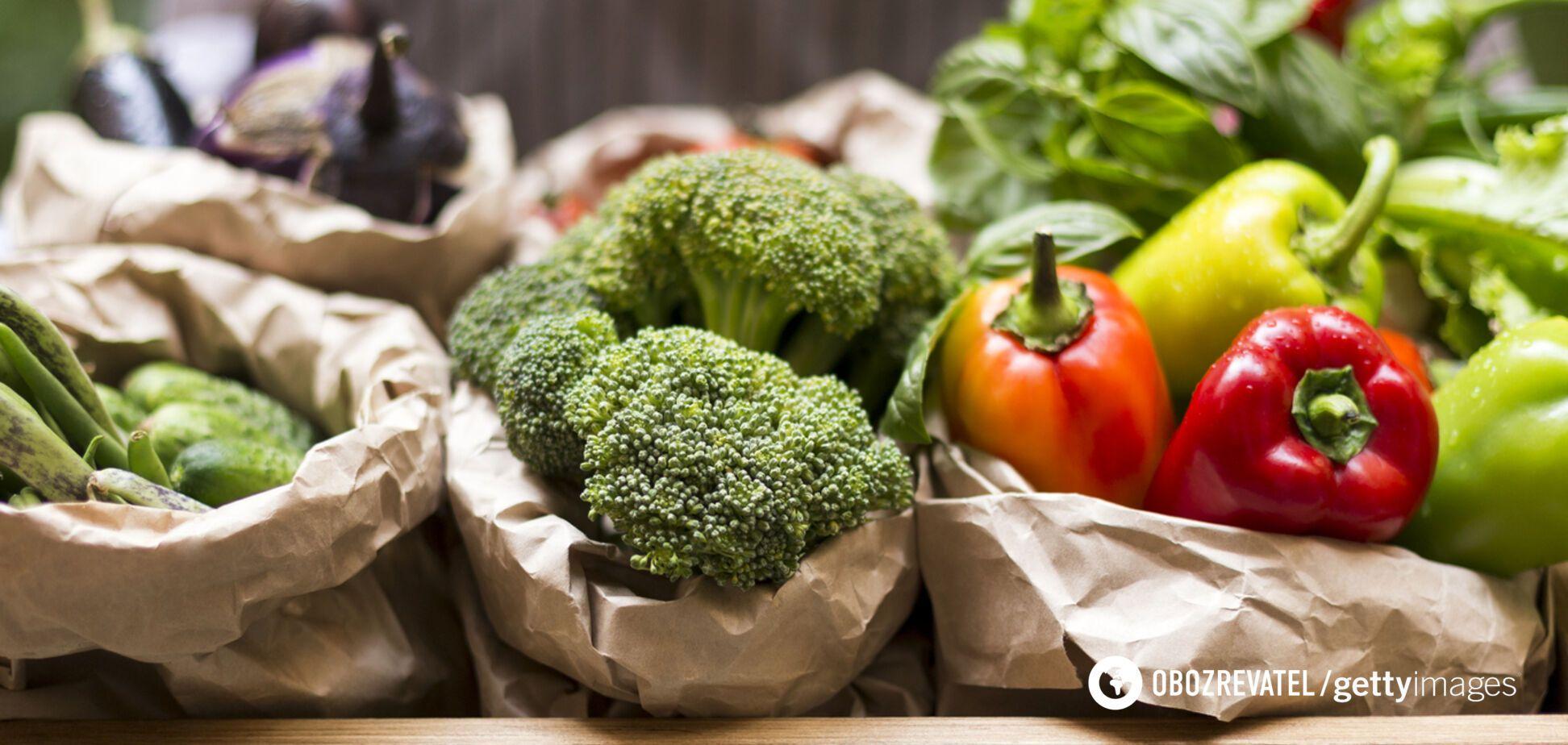 Як змусити себе їсти більше овочів: озвучено 8 корисних порад