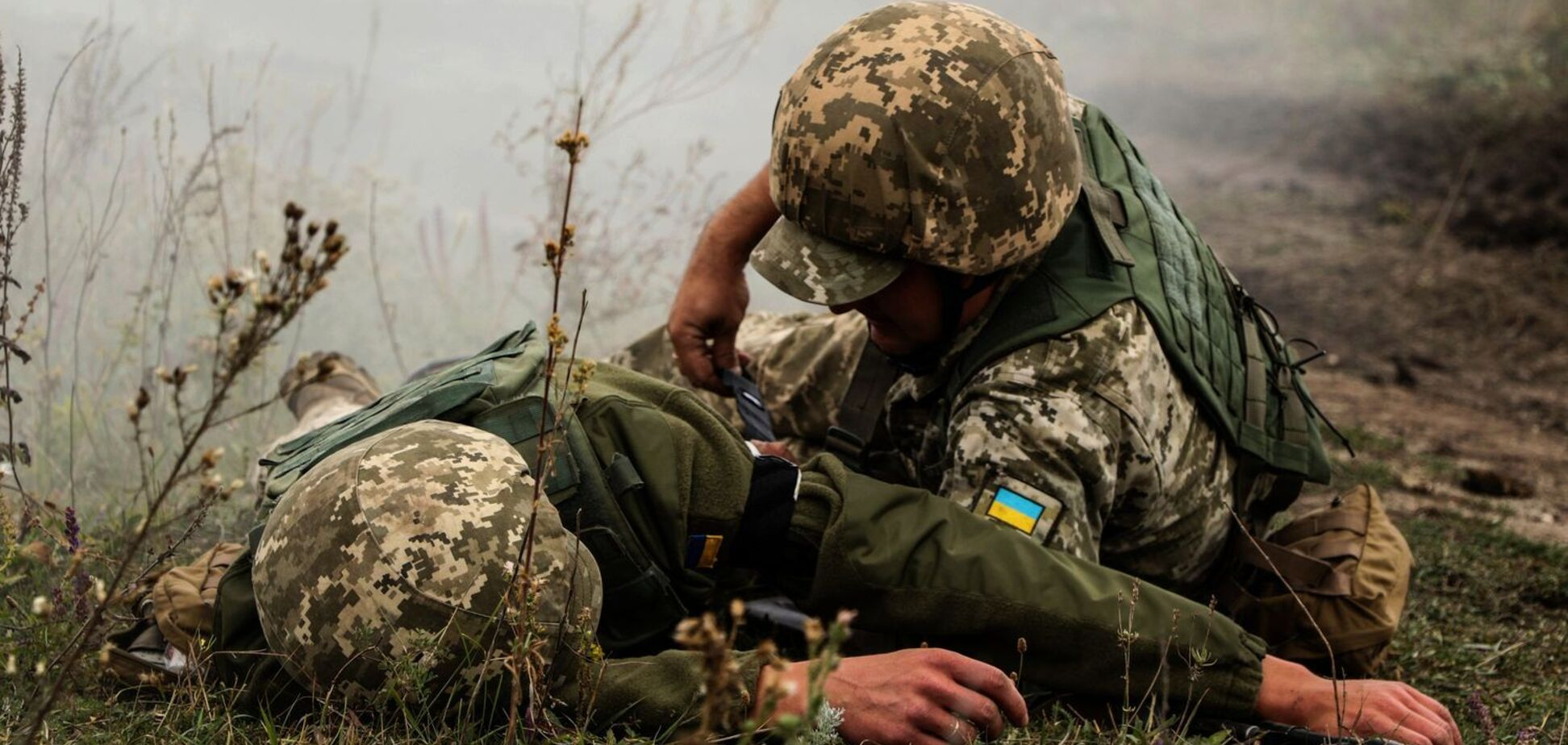 Увидел войну в 14: в Днепре спасают молодого бойца ВСУ с тяжелым ранением