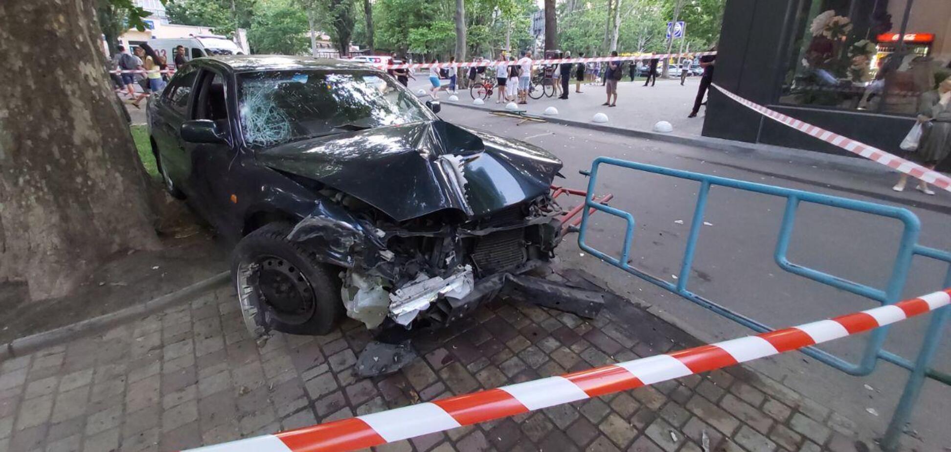 ДТП в Одессе с пострадавшими