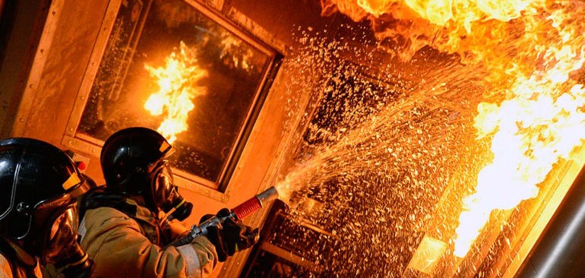 В Кривом Роге пожар унес жизнь мужчины: подробности ЧП