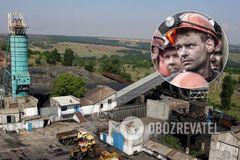 Борги шахтарям в 'ЛНР' і 'ДНР'