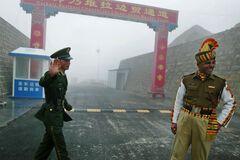 Кордон Індії та Китаю