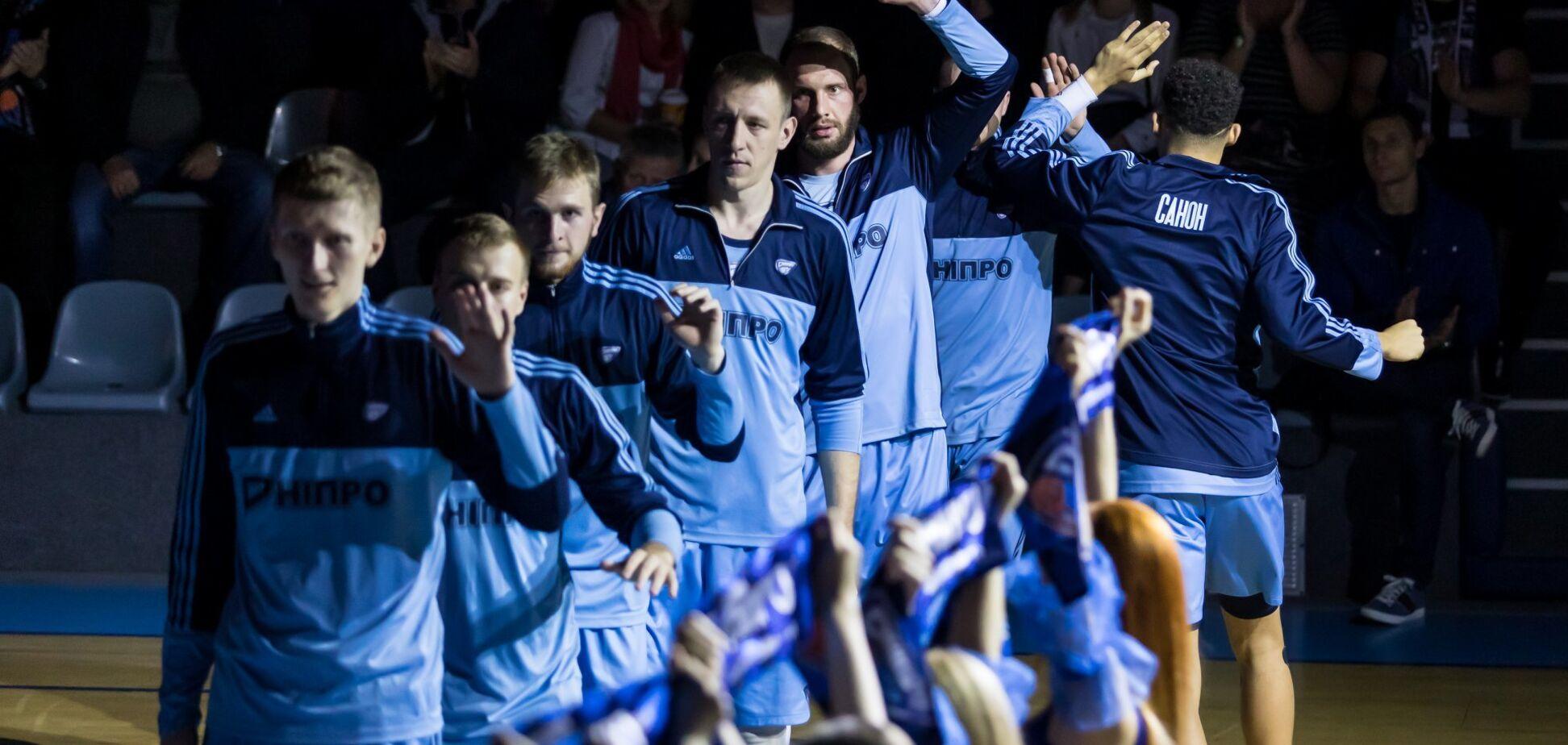 Чемпіон України з баскетболу зіграє в кваліфікації Ліги чемпіонів