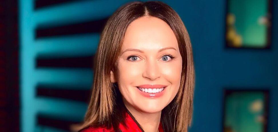 Ірина Безрукова показала, як виглядала в молодості. Фото