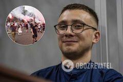 Суд змінив рішення щодо домашнього арешту Стерненка: всі деталі, фото й відео