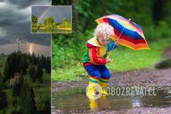 Украину зальет дождями: синоптик уточнила прогноз погоды на 17 июня