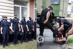 В Киеве полицейских обвинили в избиении ветерана войны: подробности ЧП
